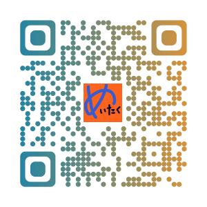 パソコンサイトのQRコード